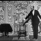 Georges Méliès in Escamotage d'une dame au théâtre Robert Houdin (1896)