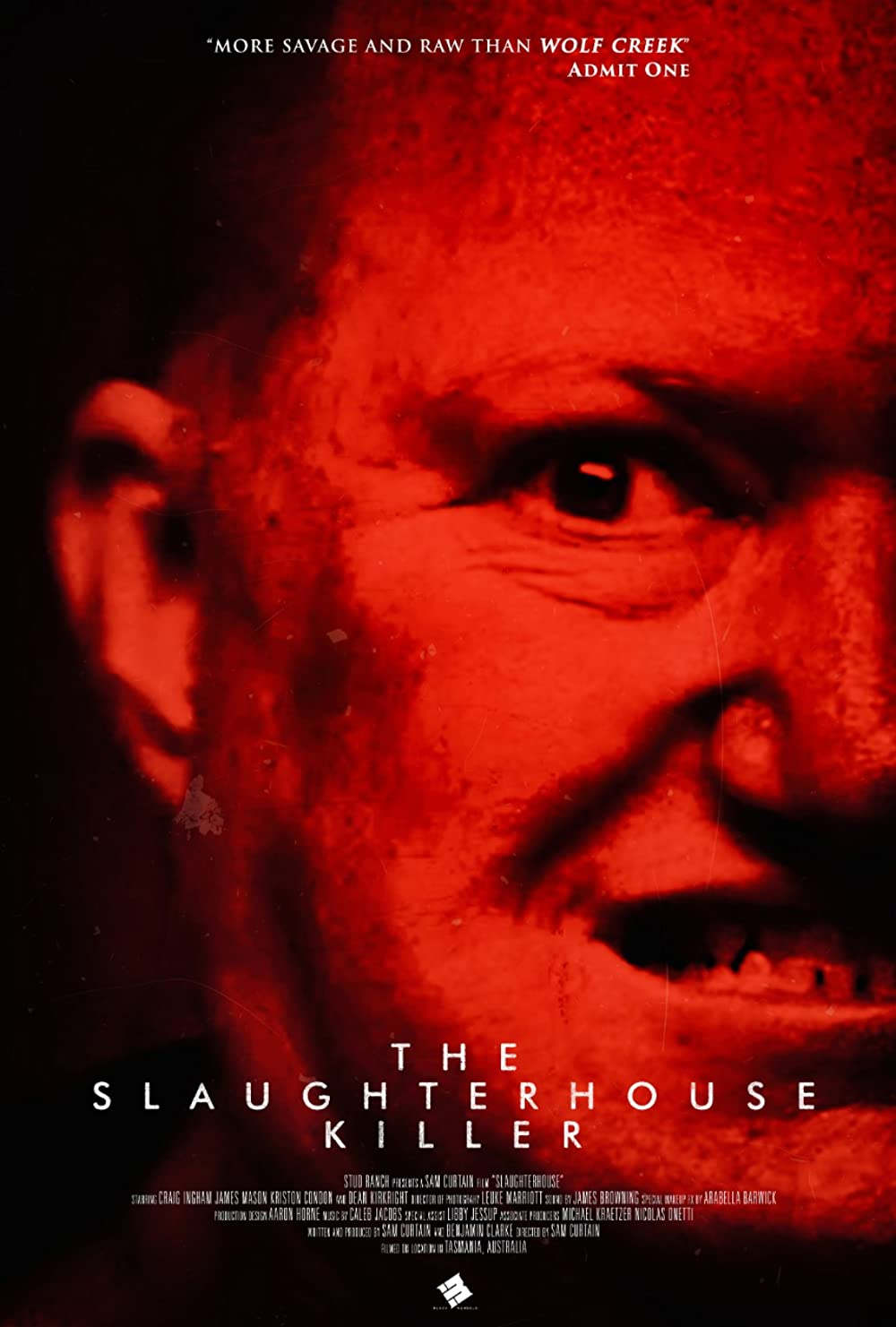 The Slaughterhouse Killer 2021 English 720p HDRip 800MB Download