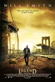 I Am Legend (2007) Hindi Dubbed