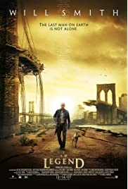 I Am Legend 2007 Movie BluRay Dual Audio Hindi Eng 300mb 480p 1GB 720p 4GB 1080p