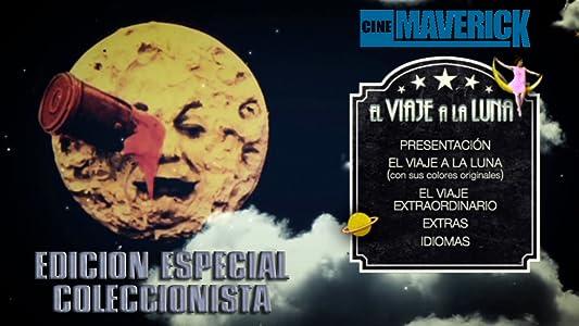 Best site download subtitles english movies El viaje a la Luna [4K]