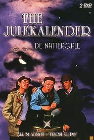Carsten Knudsen, Uffe Rørbæk Madsen, and Viggo Sommer in The Julekalender (1991)