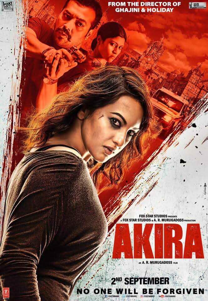 Akira (2016) Full Movie Hindi Movie