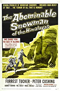 MP4 full movies downloads for free The Abominable Snowman [320p]