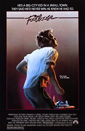 Footloose Poster