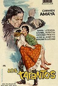 Los Tarantos (1963) Poster - Movie Forum, Cast, Reviews