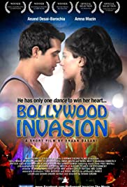 Bollywood Invasion Poster