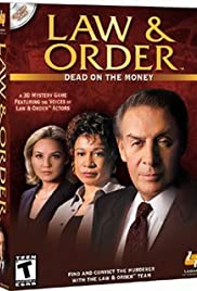 Law & Order: Dead on the Money Poster