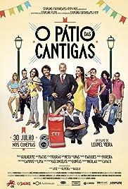 O Pátio das Cantigas - A Série Poster