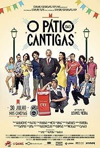 Primary photo for O Pátio das Cantigas - A Série