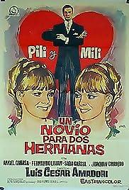 Un novio para dos hermanas Poster