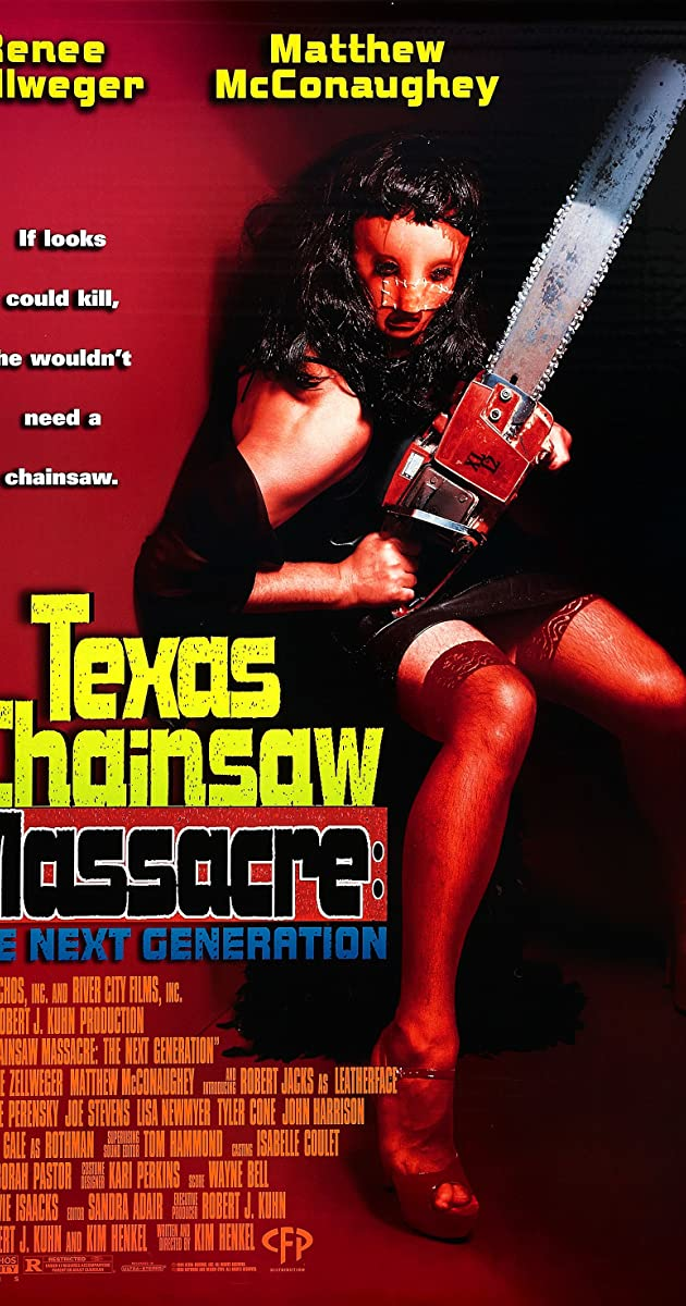 Subtitle of Texas Chainsaw Massacre: The Next Generation