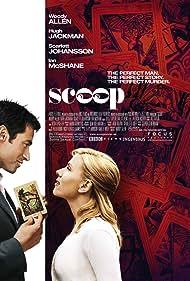 Hugh Jackman and Scarlett Johansson in Scoop (2006)