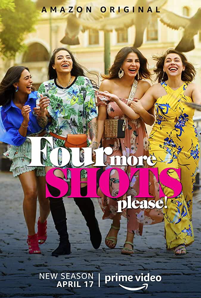 Four More Shots Please Complete Season 2