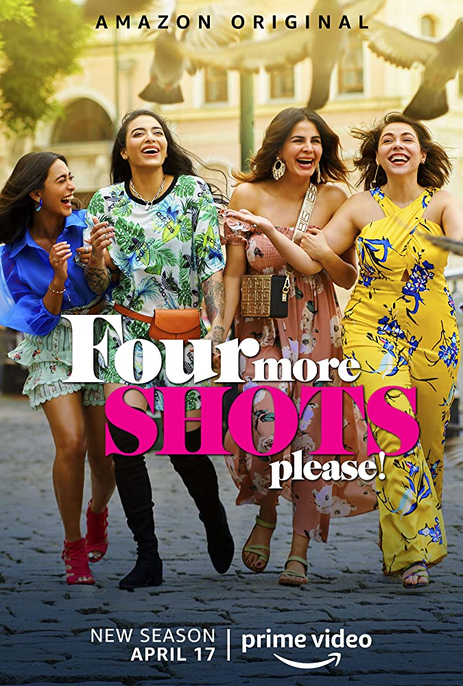 18+ Four More Shots Please S02 2020 Hindi Complete AMZN Web Series 720p HDRip 2GB x264 AAC