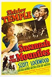 Susannah of the Mounties (1939) Poster - Movie Forum, Cast, Reviews
