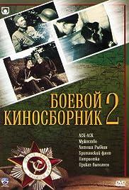 Boyevoy kinosbornik 2 Poster