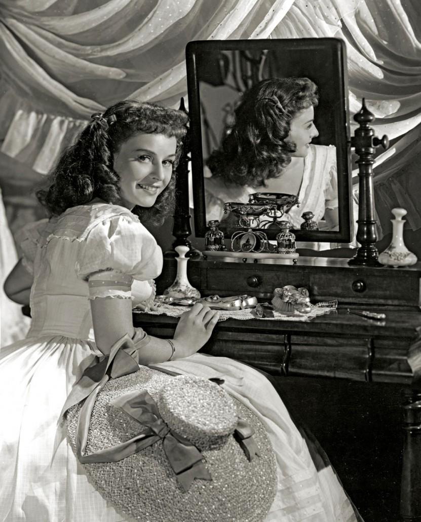 Paulette Goddard in Reap the Wild Wind (1942)