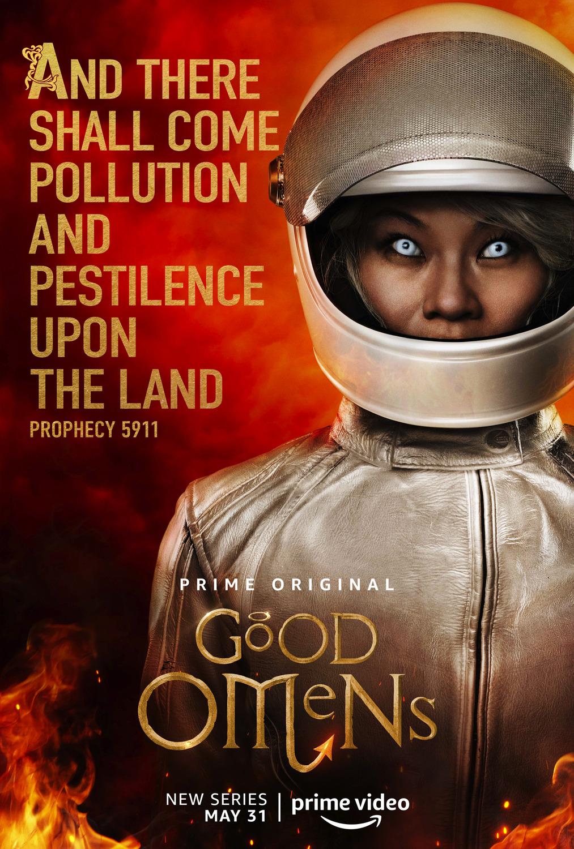 Good Omens (TV Mini-Series 2019) - Photo Gallery - IMDb