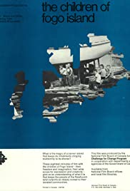 The Children of Fogo Island Poster