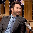 Adam Levine in The Tonight Show Starring Jimmy Fallon (2014)