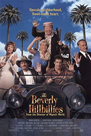 The Beverly Hillbillies Poster Image