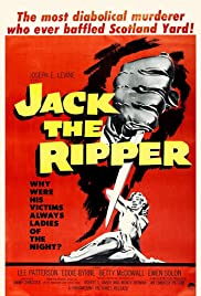 Jack the Ripper(1959) Poster - Movie Forum, Cast, Reviews
