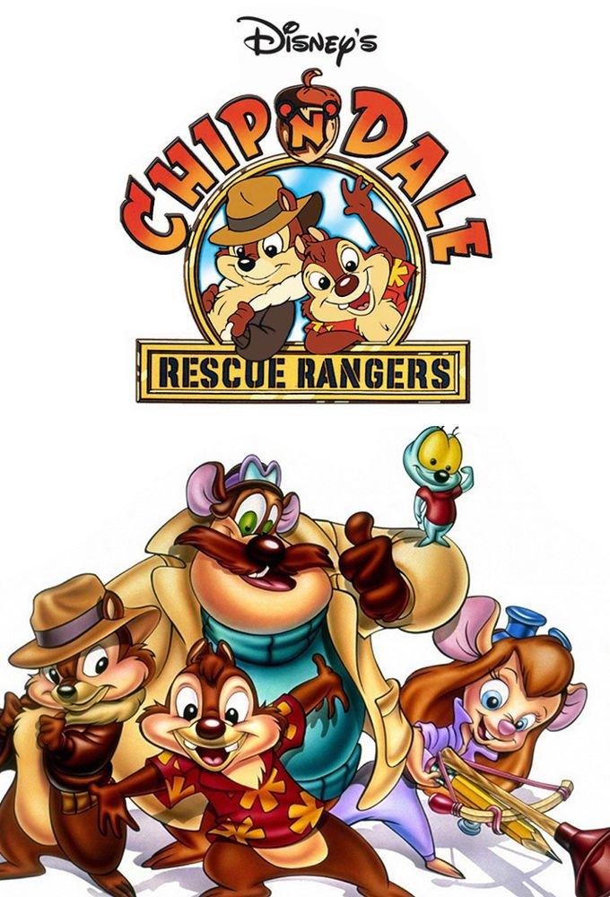Čipas ir Deilas skuba į pagalbą (2 sezonas) / Chip n Dale Rescue Rangers