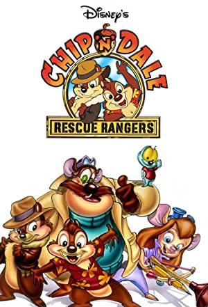 Chip 'n' Dale Rescue Rangers Season 2 Episode 20