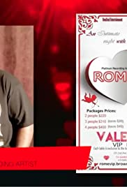Rome on Valentines Poster