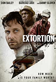 Danny Glover, Eion Bailey, and Barkhad Abdi in Extortion (2017)