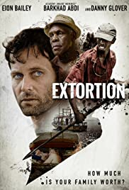 Extortion Poster