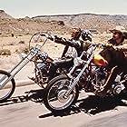 Dennis Hopper and Peter Fonda in Easy Rider (1969)
