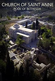 Church of Saint Anne & Pool of Bethesda Poster