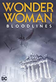 Image result for WONDER WOMAN: BLOODLINES