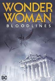 Wonder Woman: Bloodlines Poster
