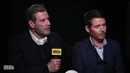 How the Gotti Family Helped John Travolta Become John Gotti in New Crime Drama