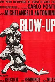 Blow-Up (1967) Poster - Movie Forum, Cast, Reviews