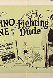 The Fighting Dude Poster