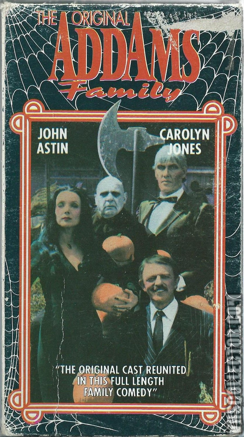 halloween with the new addams family tv movie 1977 imdb