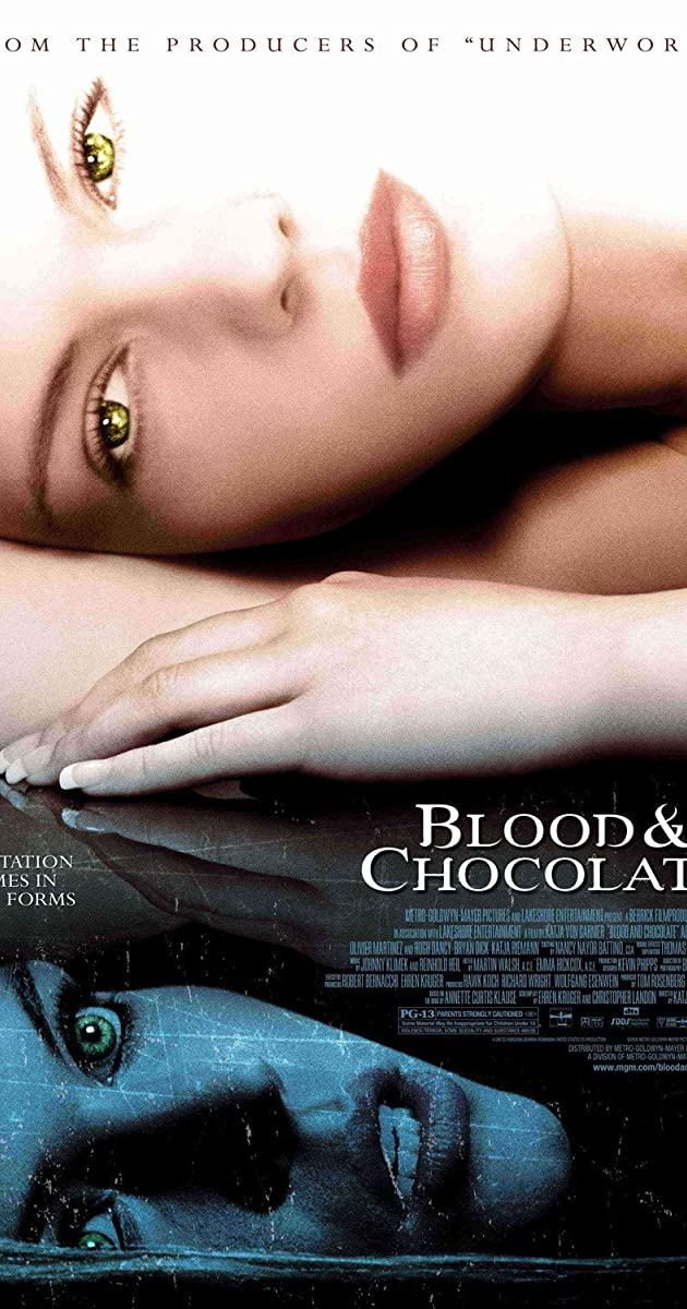 Subtitle of Blood and Chocolate