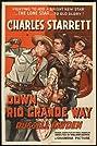 Down Rio Grande Way (1942) Poster