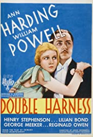 Double Harness (1933) Poster - Movie Forum, Cast, Reviews