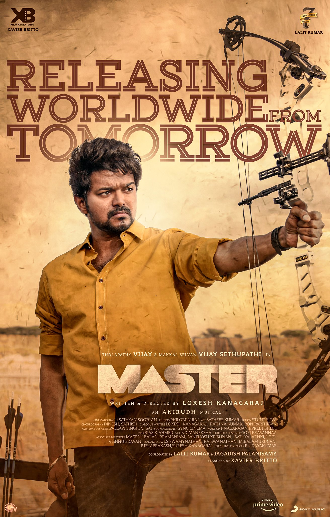 Master (2021) Hindi Dual Audio 480p UNCUT HDRip ESubs 550MB