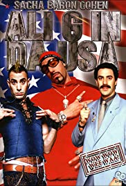 Da Ali G Show Poster - TV Show Forum, Cast, Reviews