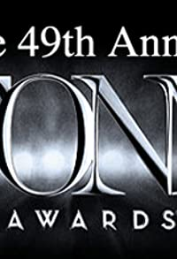 Primary photo for The 49th Annual Tony Awards