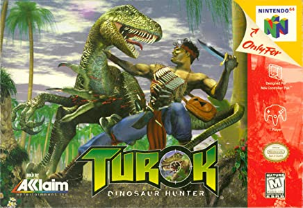 Turok: Dinosaur Hunter in hindi movie download