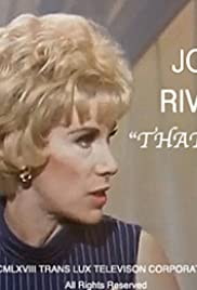 The Joan Rivers Show Poster