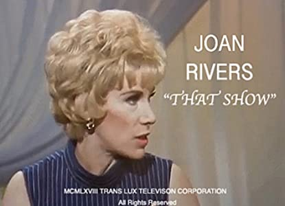 Beste gratis filmnedlastinger for ipod The Joan Rivers Show: Episode dated 4 August 1969 (1969) [320x240] [Mpeg] [320p]