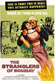 The Stranglers of Bombay (1959) Poster - Movie Forum, Cast, Reviews